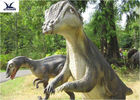 Coin Opearated Animatronic Marvel Outdoor Dinosaur For Exhibition Sunproof